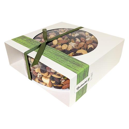 Fancy Free Frolic Gift Box - Cranberry Nut Mix