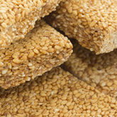 Sesame Honey Crunch