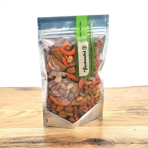 cajun mixed nuts