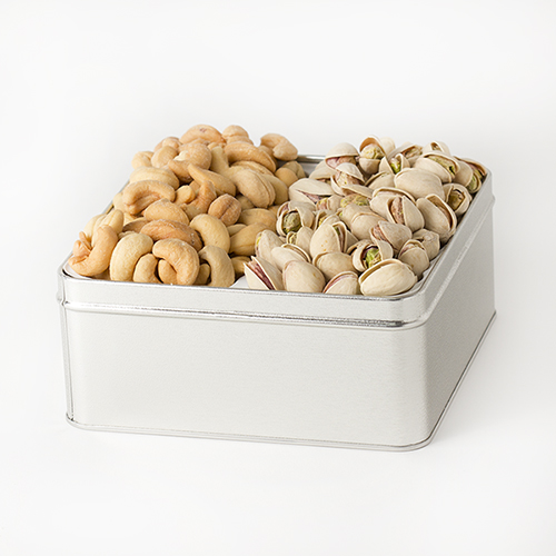 Coveted Pursuits - Salted Cashews & Salted Pistachios