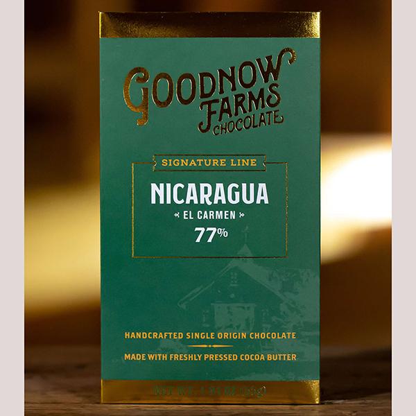 Goodnow Farms El Carmen Nicaragua Bar 77%