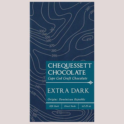 Chequessett Chocolate Extra Dark 85%