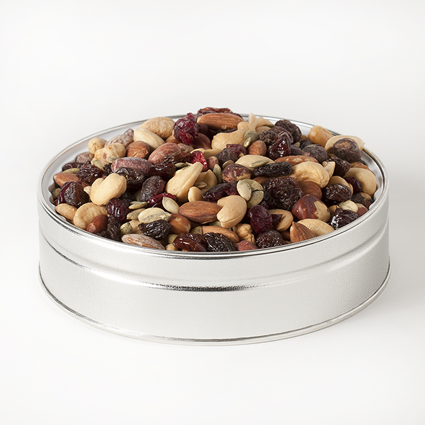 Nut Passion Gift Tin (Small) - Harvest Nut Mix
