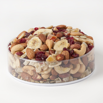 Peaceful Pause Gift Box - Fiesta Nut Mix