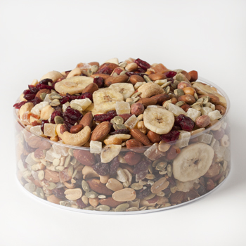 Fancy Free Frolic Gift Box - Fiesta Nut Mix