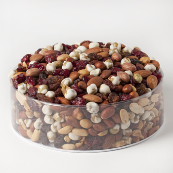 Fancy Free Frolic Gift Box - Wasabi Nut Mix