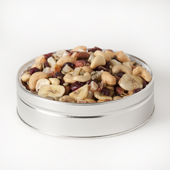 Nut Passion Gift Tin (Small) - Fiesta Nut Mix