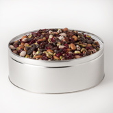 Nut Passion Gift Tin (Large) - Chocolate Nut Mix
