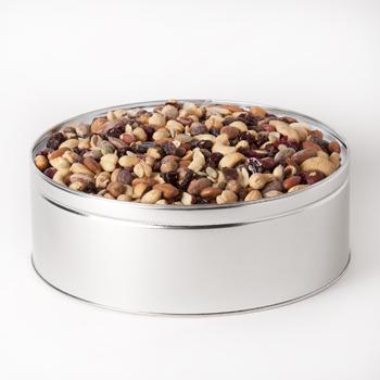 Nut Passion Gift Tin (Large) - Harvest Nut Mix