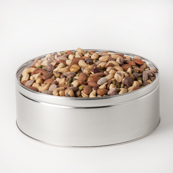 Nut Passion Gift Tin (Large) - Super Nut Mix