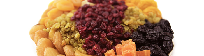 Dried Fruit Assortments