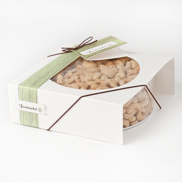 Fancy Free Frolic Gift Box - Salted Cashews