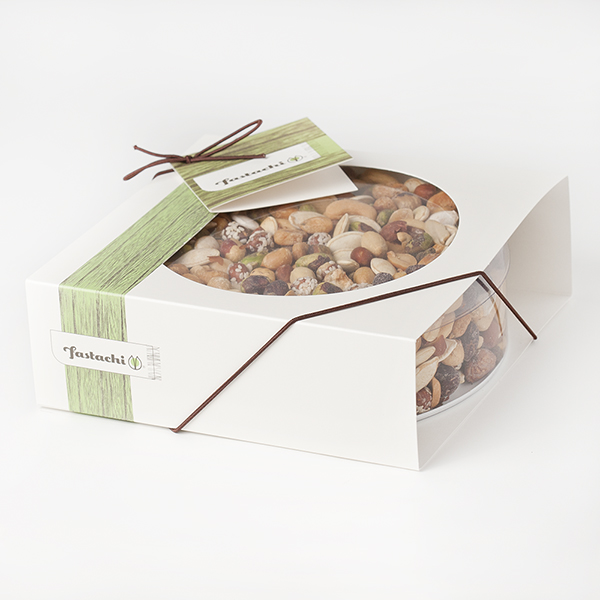 Fancy Free Frolic Gift Box - Extra Nutty Mix