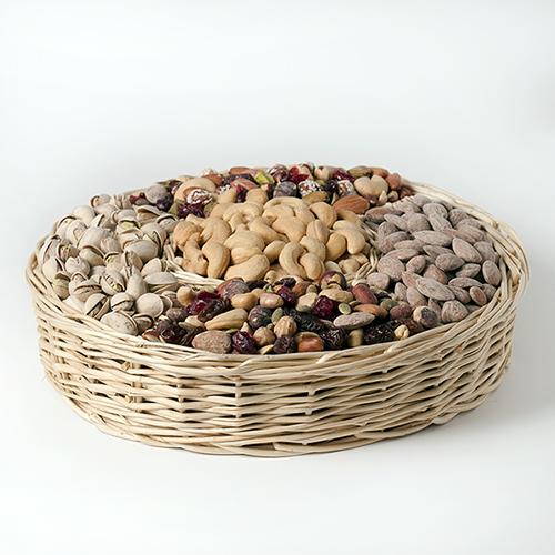 Flavor Fanfare Gift Basket