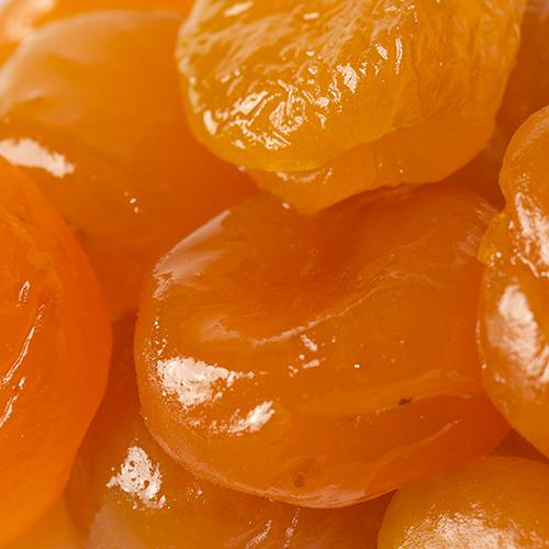 Glazed Apricots (Australian Style)