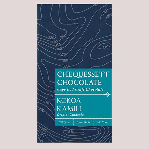 Chequessett Chocolate Kokoa Kamili 72%