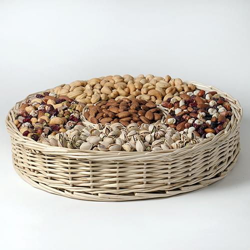 Merry Mixer Gift Basket