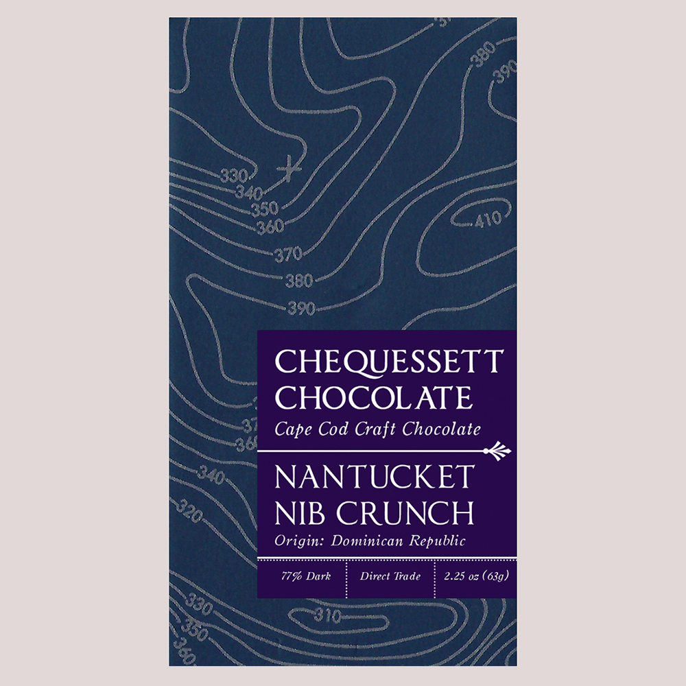 Chequessett Chocolate Nib Crunch 77%