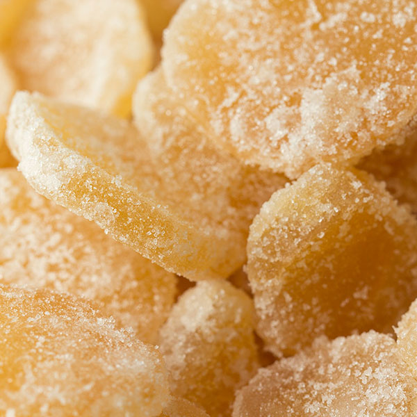 Natural Crystallized Fiji Ginger