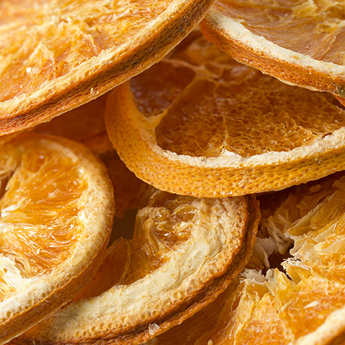 Natural Dried Oranges