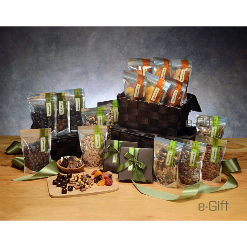 Nature's Bounty E-Gift Open