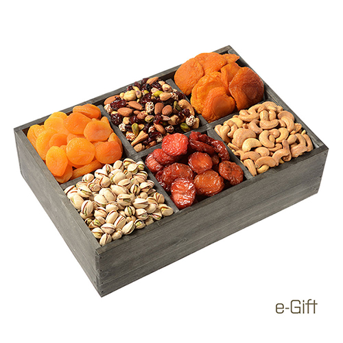 Simple Pleasures Gift Tray Open