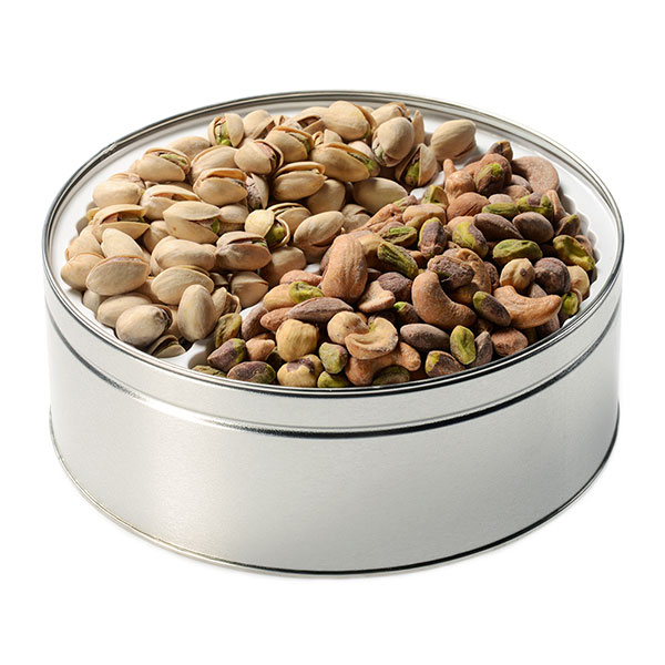 Treasured Delights (Med) - Salted Pistachios & Super Nut Mix