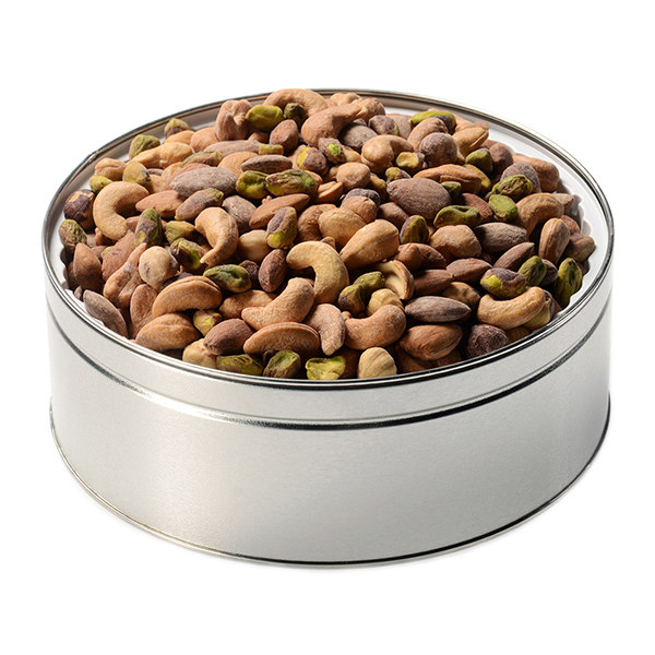 Nut Passion Gift Tin (Medium) - Super Nut Mix