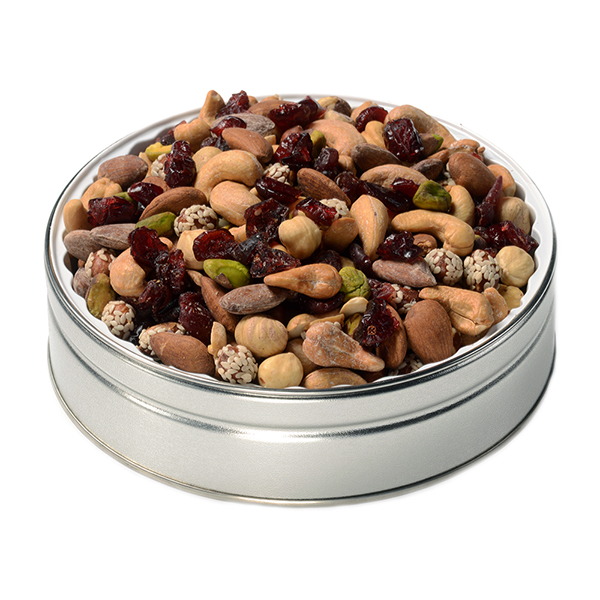 Nut Passion Gift Tin (Small) - Cranberry Nut Mix