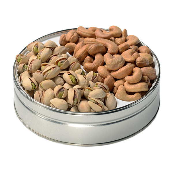 Treasured Delights (Sm) - Salted Cashews & Salted Pistachios