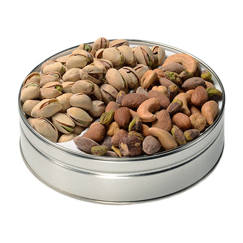 Treasured Delights (Sm) - Salted Pistachios & Super Nut Mix