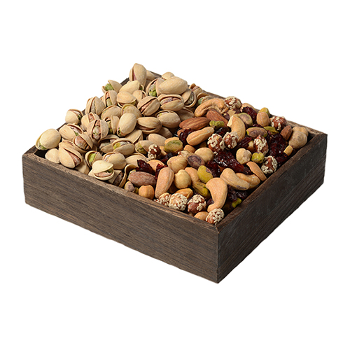 Duo-Gift-Tray-Open-Cranberry-Nut-Mix-Pistachios
