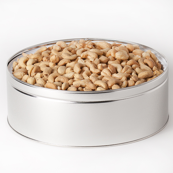 Nut Passion Gift Tin (Large) - Salted Cashews