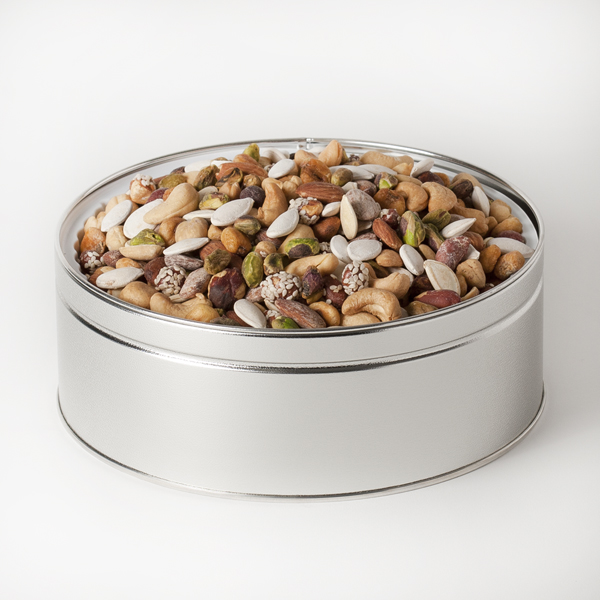 Nut Passion Gift Tin (Medium) - Extra Nutty Mix