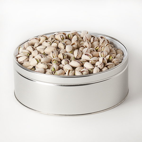 Nut Passion Gift Tin (Medium) - Salted Pistachios