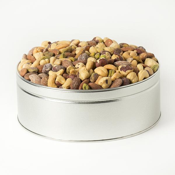Nut Passion Gift Tin (Medium) - Super Nut Mix