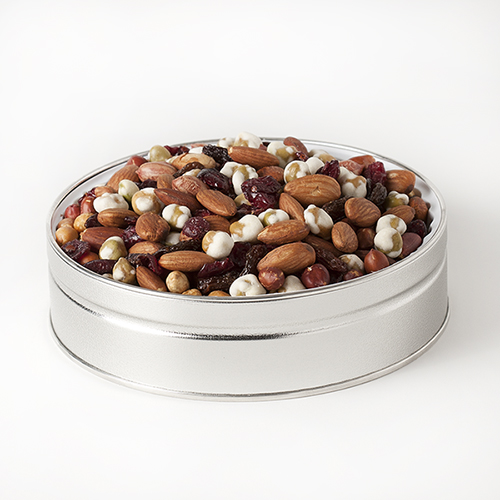 Nut Passion Gift Tin (Small) - Wasabi Nut Mix