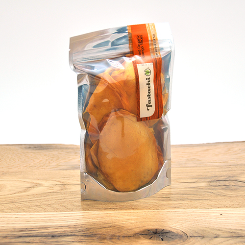 Organic Dried Mango Pouch