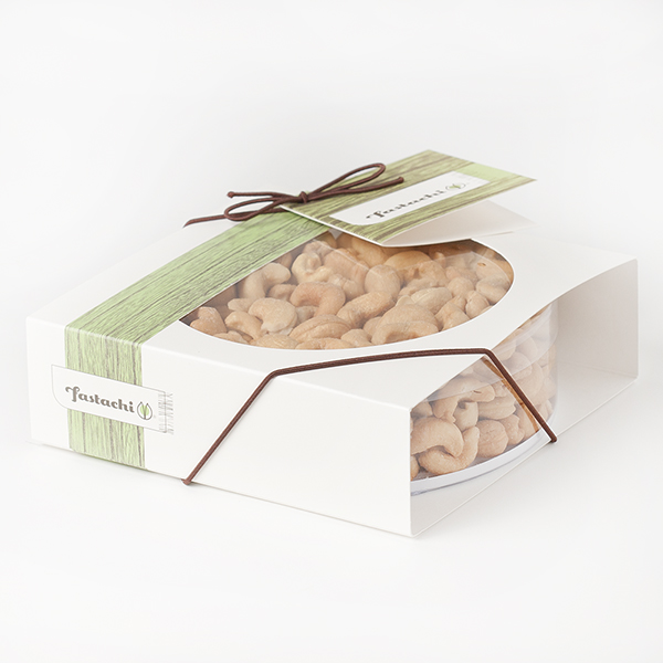 Peaceful Pause Gift Box - Salted Cashews
