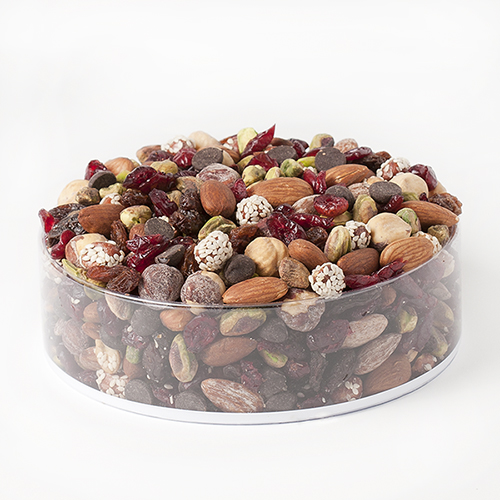 Peaceful Pause Gift Box - Chocolate Nut Mix