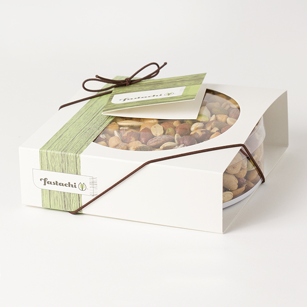 Peaceful Pause Gift Box - Extra Nutty Mix