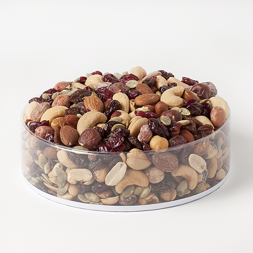 Peaceful Pause Gift Box - Harvest Nut Mix