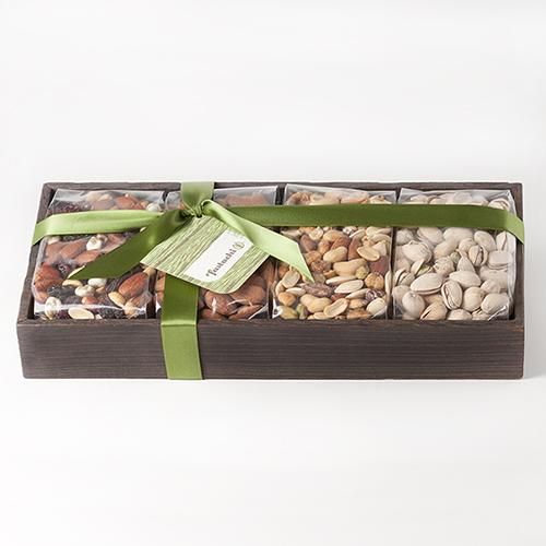 Quattro - Wasabi Mix, R. Almonds, Extra Mix & S. Pistachios