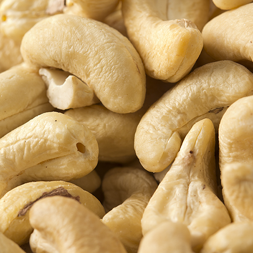 Raw Cashews - 7oz Pouch