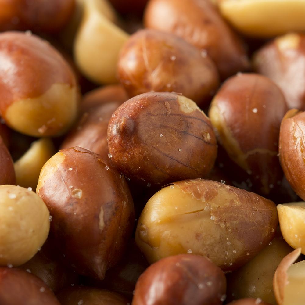 Red Skin Peanuts