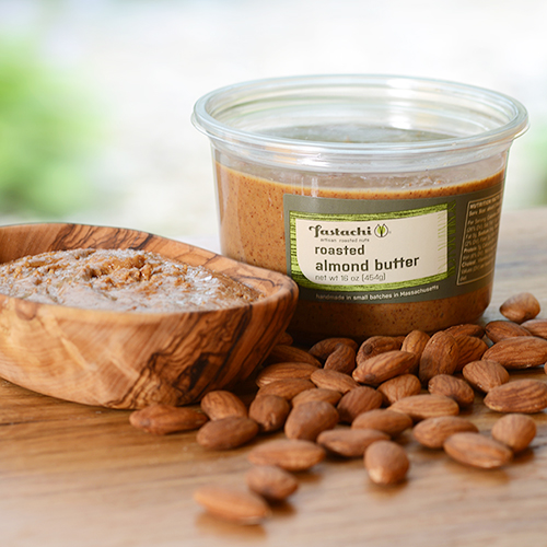 Roasted-Almond-Butter