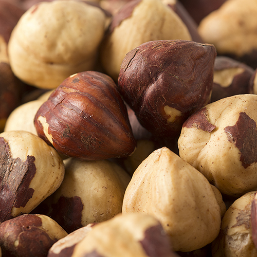 Roasted-Hazelnuts