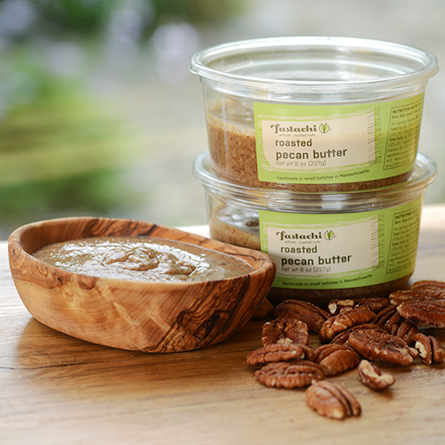 Roasted Pecan Butter