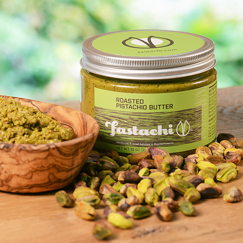 Roasted Pistachio Butter - 10 oz