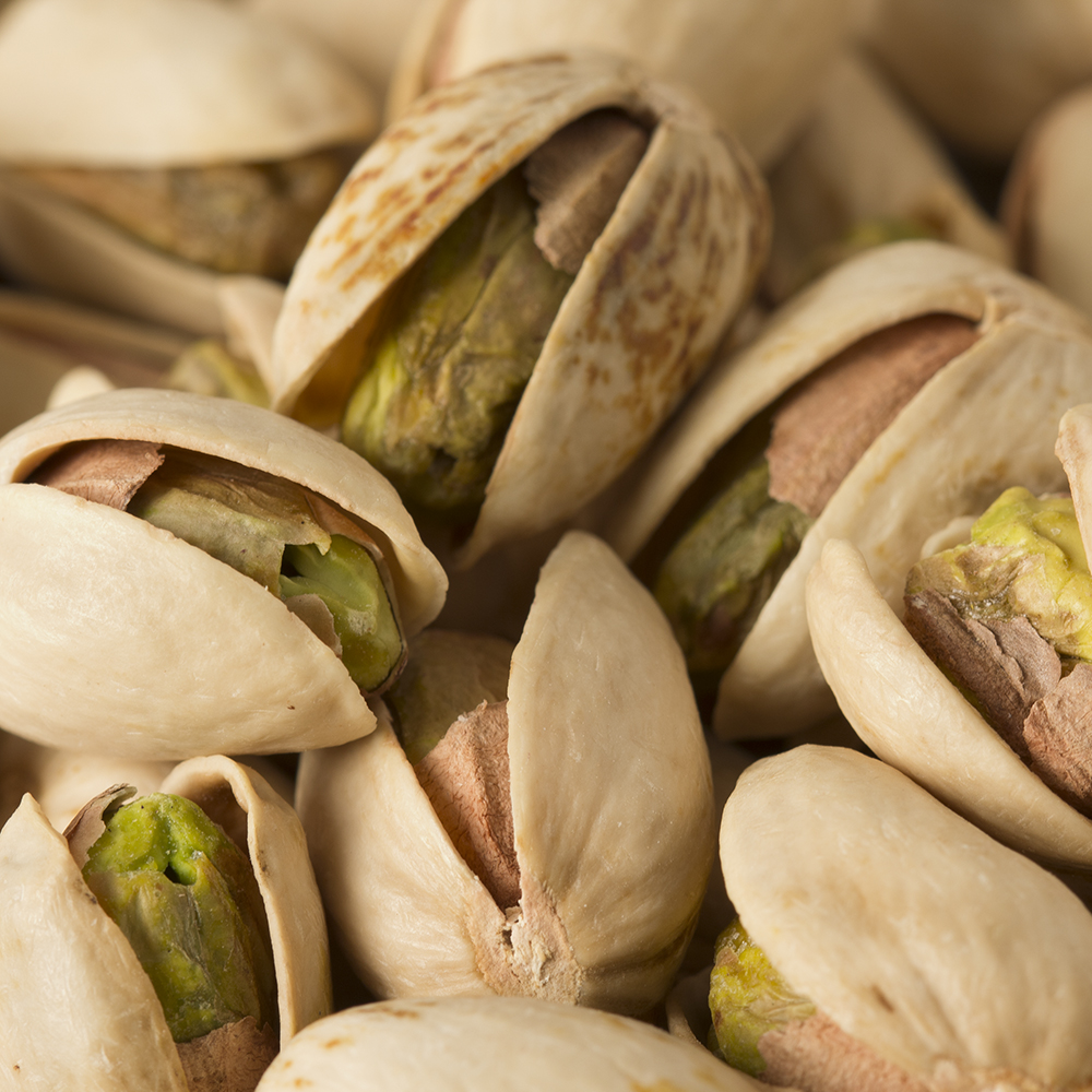Roasted Pistachios in the Shell